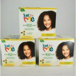 Just For Me No Lye Texture Softener for Children